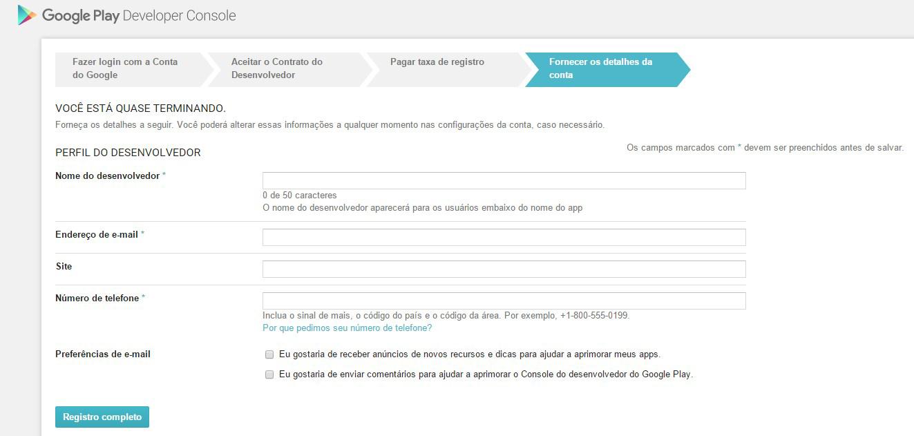 Extractor De Baño Antirretorno:Criar conta de desenvolvedor no Google Play – Ajuda – Max Hospedagem